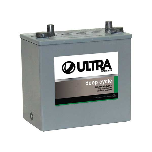 12v 51ah GEL ENDURANT ULTRA Battery (FREE DELIVERY, no Rural tickets)