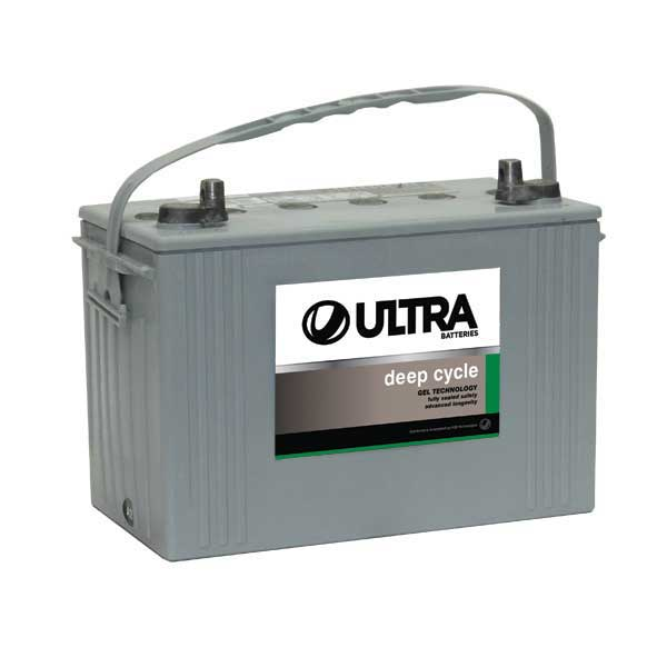 12v 88ah GEL ENDURANT ULTRA Battery (FREE DELIVERY, no Rural tickets)