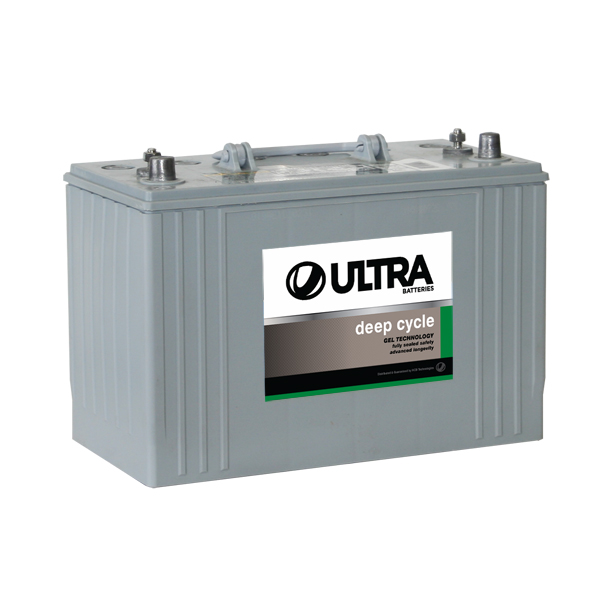 12v 98ah GEL ENDURANT ULTRA Battery (FREE DELIVERY, no Rural tickets)