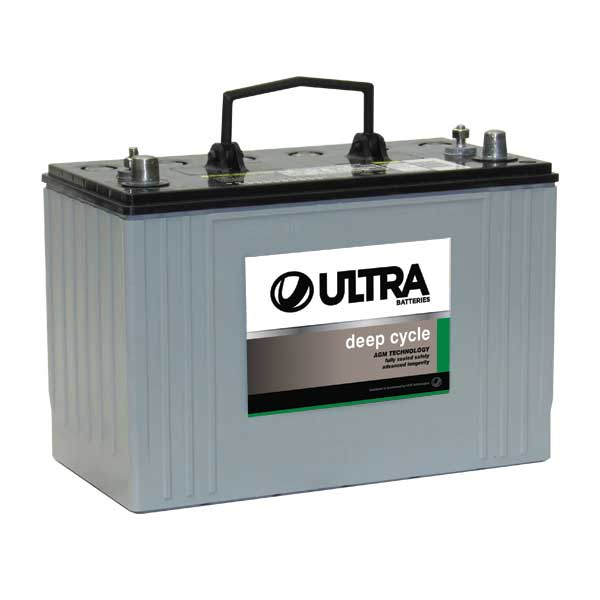 12v 105ah AGM ENDURANT ULTRA Battery (FREE DELIVERY, no Rural tickets)