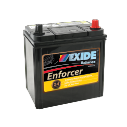 ENS40ZLMF 12v 300cca EXIDE ENFORCER BATTERY (FREE DELIVERY, no Rural tickets)