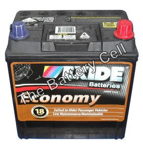 LM40CP EXIDE ECONOMY BATTERY (NS40)