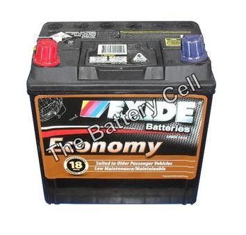 LM40DP EXIDE ECONOMY BATTERY (NS40)