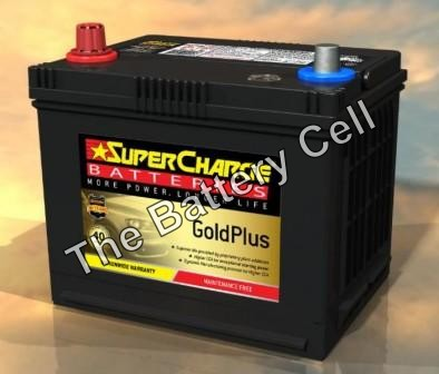 MF50 SuperCharge GOLD 12V 650CCA Battery (FREE DELIVERY, no Rural tickets)