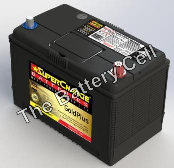 MF95D31L SuperCharge GOLD Battery (N70ZL, N70ZZL)