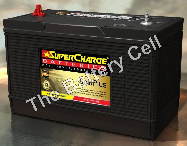 MF31-930 SuperCharge GOLD 12V 1000CCA Battery (FREE DELIVERY, no Rural tickets)