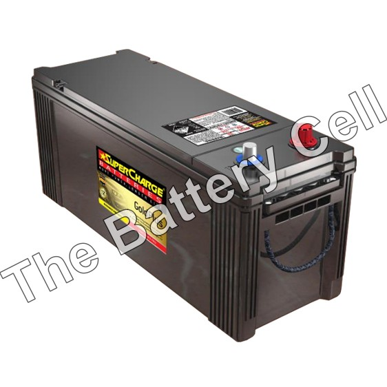 EMFN120L SuperCharge GOLD Battery (FREE DELIVERY, no Rural tickets)
