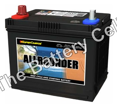 MRV48 Supercharge Dual purpose Battery 12v 525cca, 60ah
