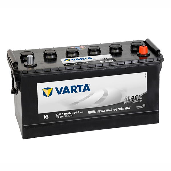 Varta Commercial Battery Promotive BLACK I6, N100 JOHN DEER (FREE DELIVERY, no Rural tickets)