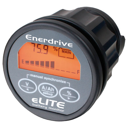 ELITE Battery monitor