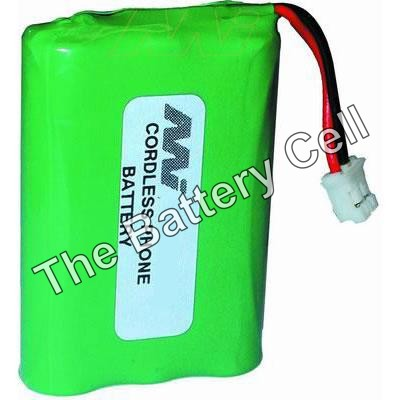 Cordless Phone Battery Alcatel, Ericsson, 3.6V, NiMH, TBCCTB54