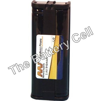 Cordless Phone Battery, 2.4V, NiMH, TBCCTB79 (PANASONIC, GP)