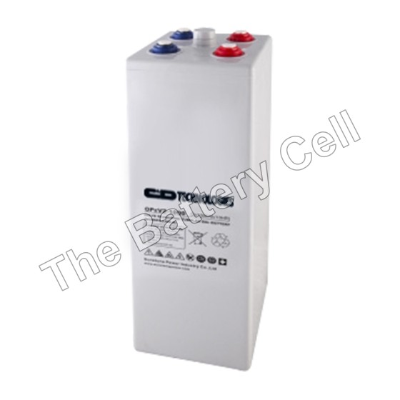 2v Gel OPZV 420AH Cycling Battery
