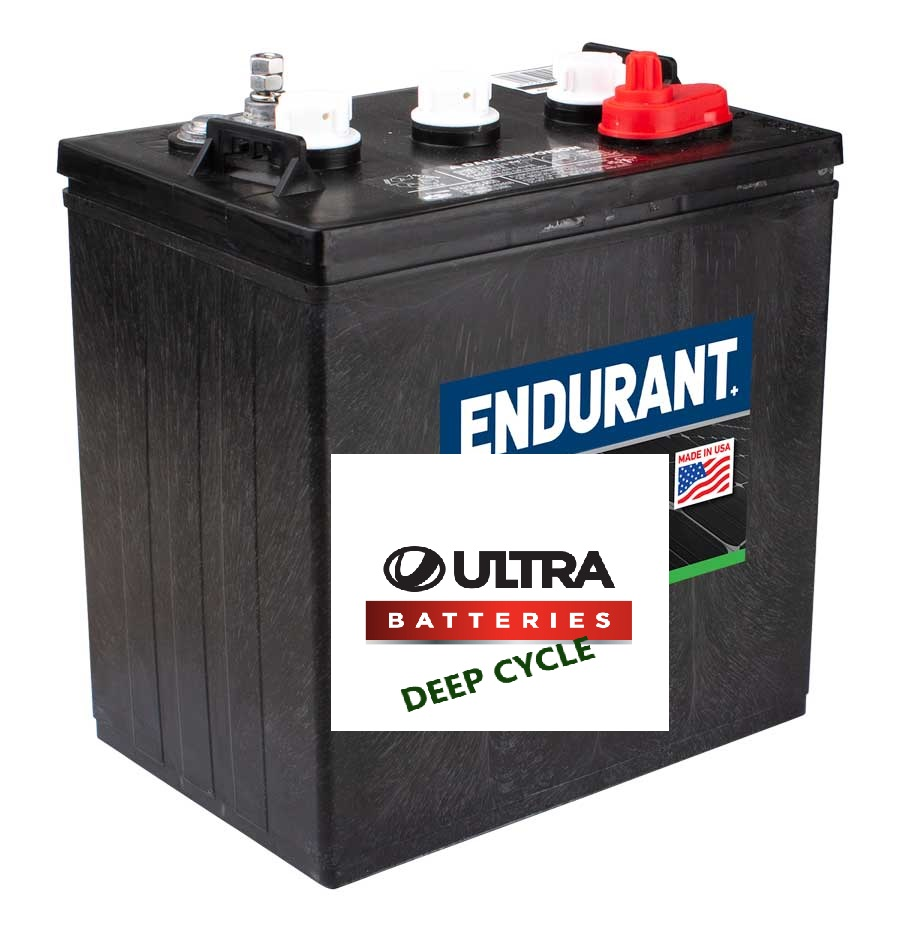 6V 220Ah US Battery Company battery (FREE DELIVERY, no Rural tickets)