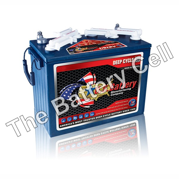 12V 155Ah US Battery Company battery