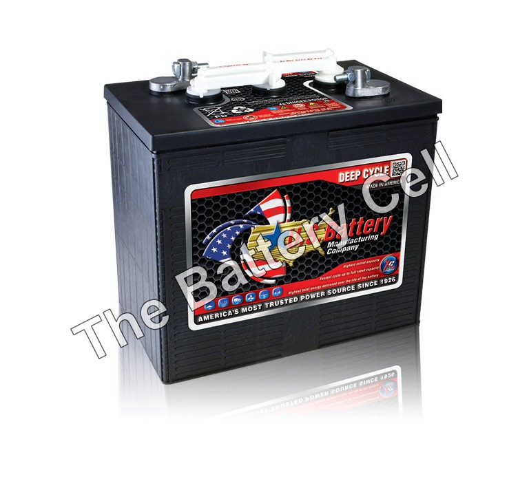 6V 255Ah US Battery Company Deep Cycle battery