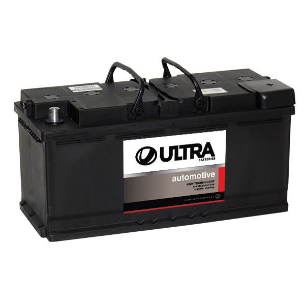 DIN105LHAGM 12V 950cca ENDURANT ULTRA CAR Battery (FREE DELIVERY, no Rural tickets)