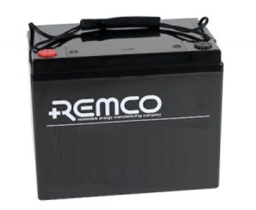 REMCO 12V 70AH GEL CYCLING BATTERY