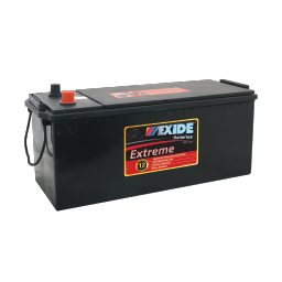 N94 12v 900cca EXIDE EXTREME COMMERCIAL BATTERY (FREE DELIVERY, no Rural tickets)