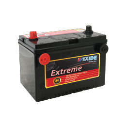 X78DT-60MF 12v 760cca EXIDE EXTREME BATTERY (FREE DELIVERY, no Rural tickets)