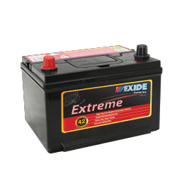 X58DMF 12v 540cca EXIDE EXTREME BATTERY (FREE DELIVERY, no Rural tickets)
