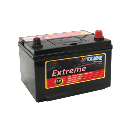 X58CMF 12v 540cca EXIDE EXTREME BATTERY (FREE DELIVERY, no Rural tickets)