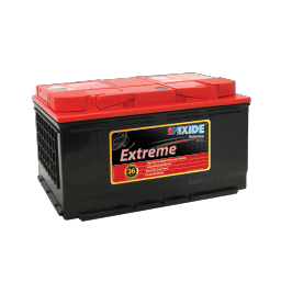 XDIN88MF 12v 810cca EXIDE EXTREME BATTERY (FREE DELIVERY, no Rural tickets)