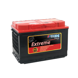 XDIN66HMF 12v 750cca EXIDE EXTREME BATTERY (FREE DELIVERY, no Rural tickets)
