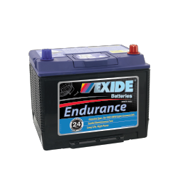 N50ZZLMF AUTO/COMMERCIAL EXIDE ENDURANCE BATTERY 12V