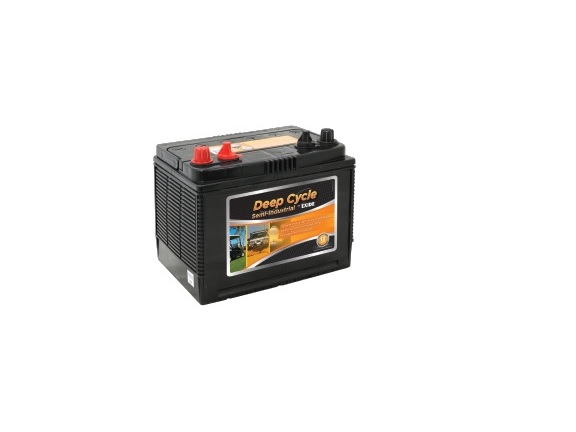 Deep Cycle Battery ED50 12v 80Ah EXIDE (FREE DELIVERY, no Rural tickets)