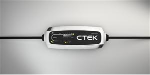 CTEK CT5 Time To Go 12V/5A Battery Charger