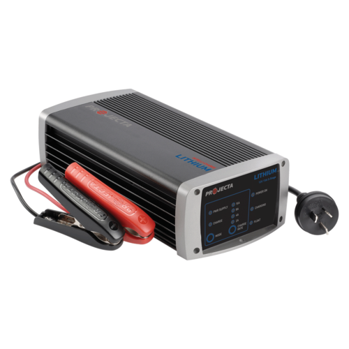 12V Automatic 15 Amp 5 Stage Lithium Battery Charger