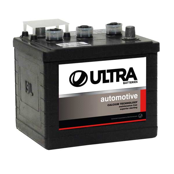 6v 525CCA ENDURANT ULTRA CAR Battery (FREE DELIVERY, no Rural tickets)