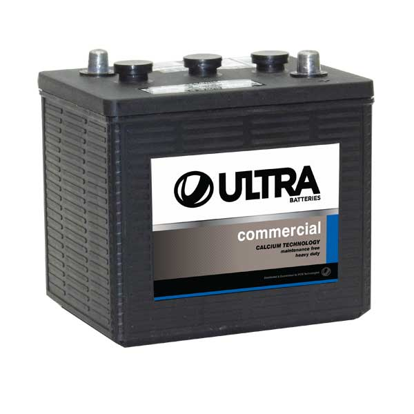 6v 640CCA ENDURANT ULTRA CAR Battery (FREE DELIVERY, no Rural tickets)
