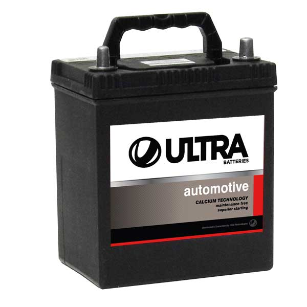 NS40ZPP 330cca ENDURANT ULTRA CAR Battery (FREE DELIVERY, no Rural tickets)