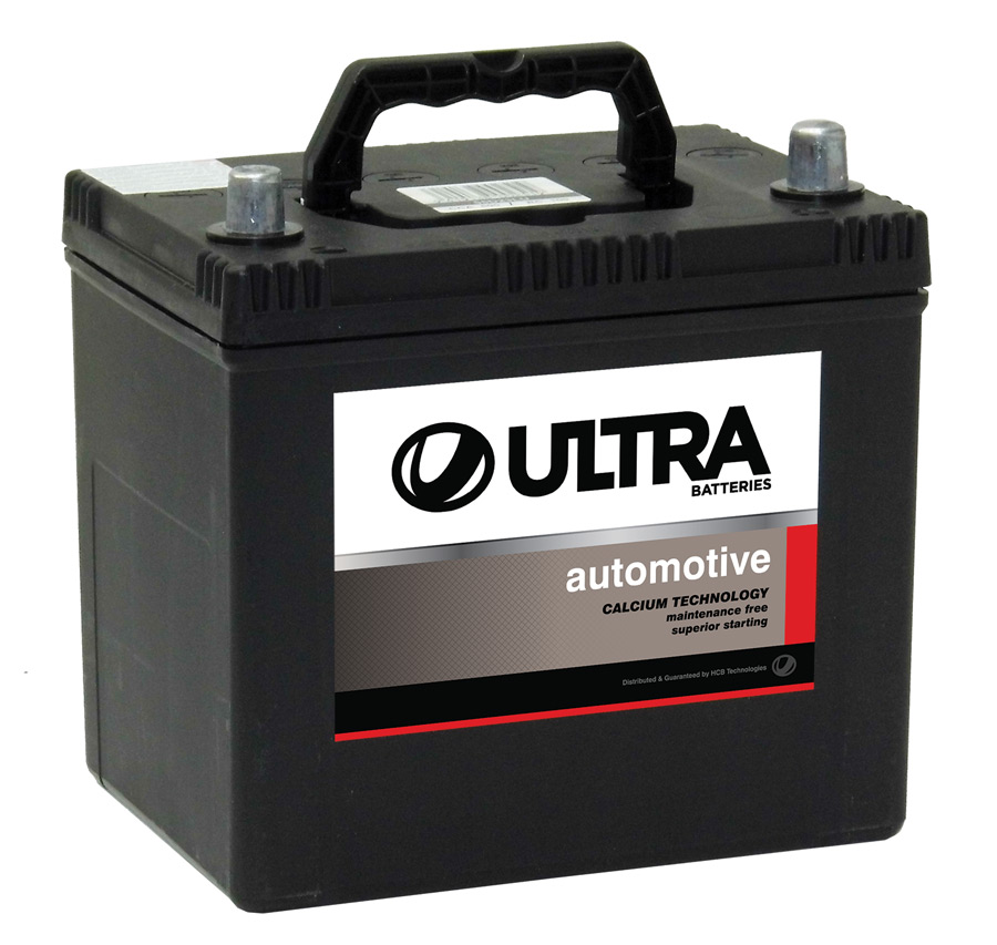 55D23R 12V 550cca ENDURANT ULTRA CAR Battery (FREE DELIVERY, no Rural tickets)