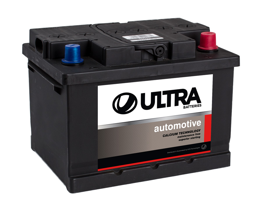 DIN45 12V 410cca ENDURANT ULTRA CAR Battery (FREE DELIVERY, no Rural tickets)