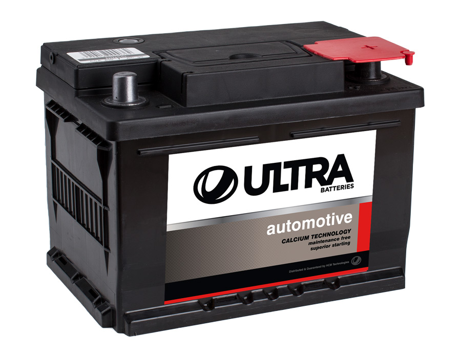 DIN55L 12V 500cca ENDURANT ULTRA CAR Battery (FREE DELIVERY, no Rural tickets)