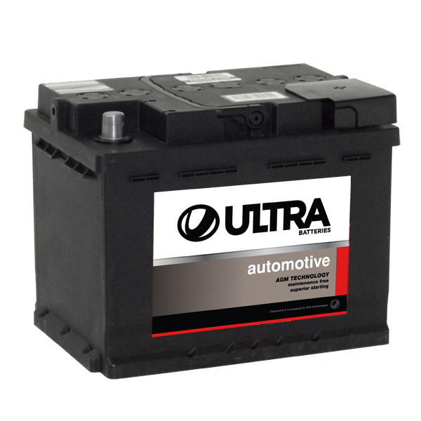DIN55LAGM 12V 640cca ENDURANT ULTRA CAR Battery (FREE DELIVERY, no Rural tickets)