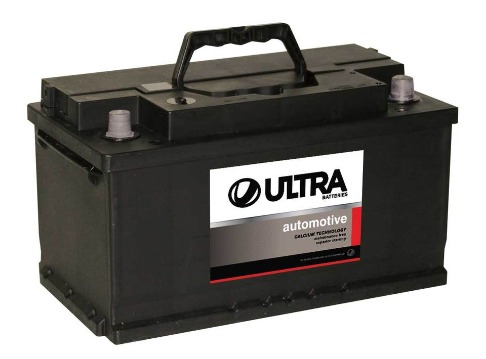 DIN75R 12V 730cca ENDURANT ULTRA CAR Battery (FREE DELIVERY, no Rural tickets)