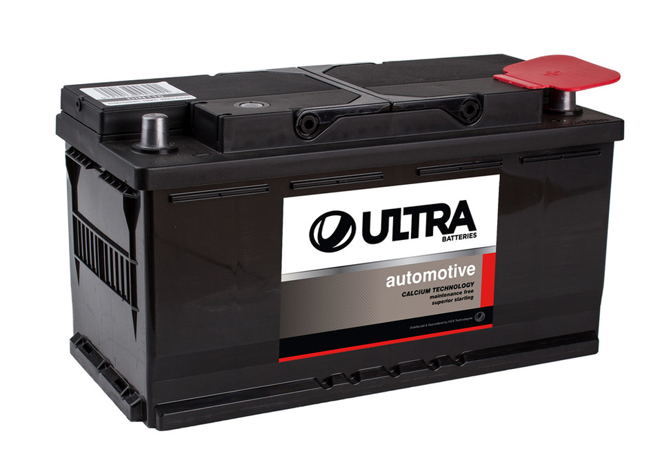 DIN110 12V 900cca ENDURANT ULTRA CAR Battery (FREE DELIVERY, no Rural tickets)