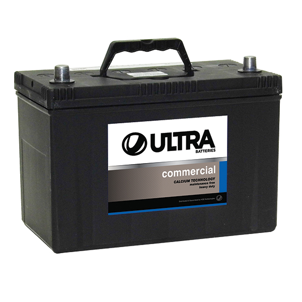 N70ZL 640CCA ENDURANT ULTRA COMMERCIAL Battery (FREE DELIVERY, no Rural tickets)