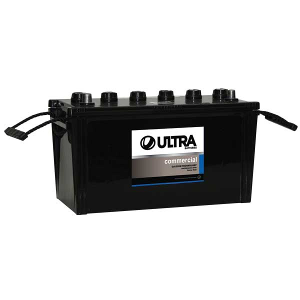 N100 680CCA ENDURANT ULTRA COMMERCIAL Battery (FREE DELIVERY, no Rural tickets)