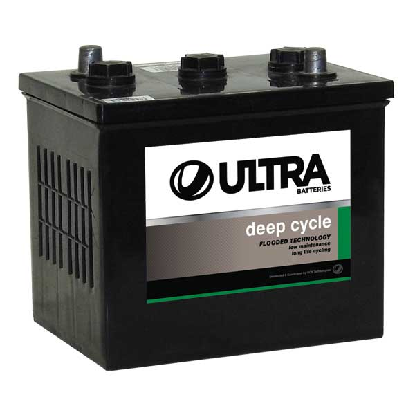 12B 6v 95ah ENDURANT ULTRA DEEP-CYCLE + STARTING Battery (FREE DELIVERY, no Rural tickets)