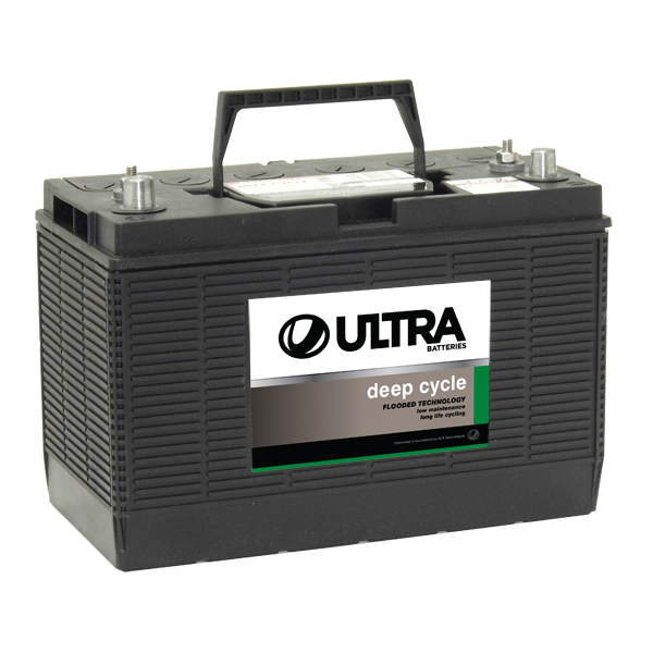 MDC31 12v 125ah ENDURANT ULTRA DEEP-CYCLE Battery (FREE DELIVERY, no Rural tickets)