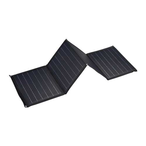 SOFT Foldable 80watt 12v Monocrystalline Solar panel Kit -Ready to Go FREE DELIVERY