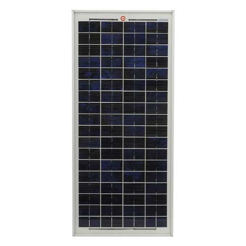 Polycrystalline 12V 20W Fixed Solar Panel (FREE DELIVERY)