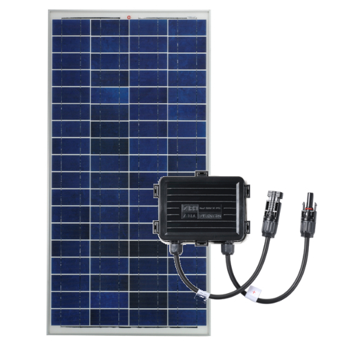Polycrystalline 12V 160W Fixed Solar Panel with MC4 Connectors (FREE DELIVERY)