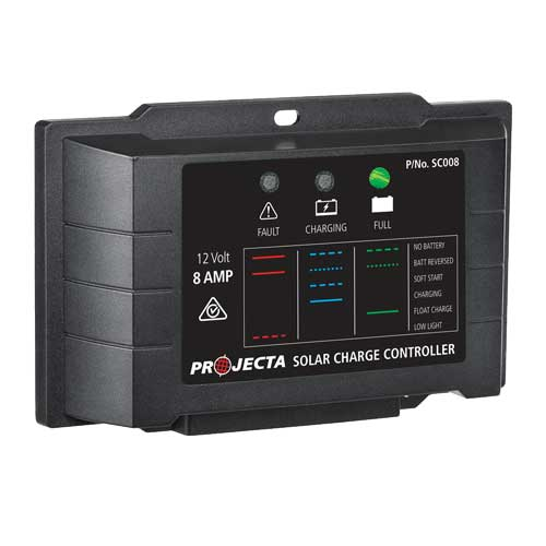 Automatic 12V 8A 4 Stage Solar Charge Controller (FREE DELIVERY)