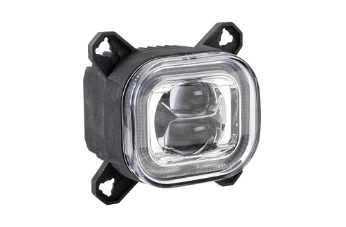 9-33V L.E.D LOW BEAM HEADLAMP ASSEMBLY WITH DRL AND POSITION LIGHT -single (free delivery)
